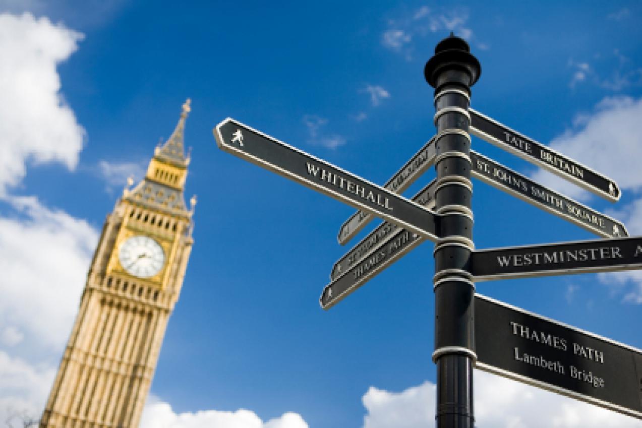 Mon séjour linguistique à Londres, je suis impatiente !