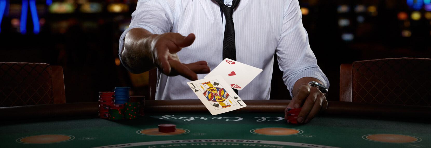 Blackjack : un jeu pour les passionnés de jeux de cartes