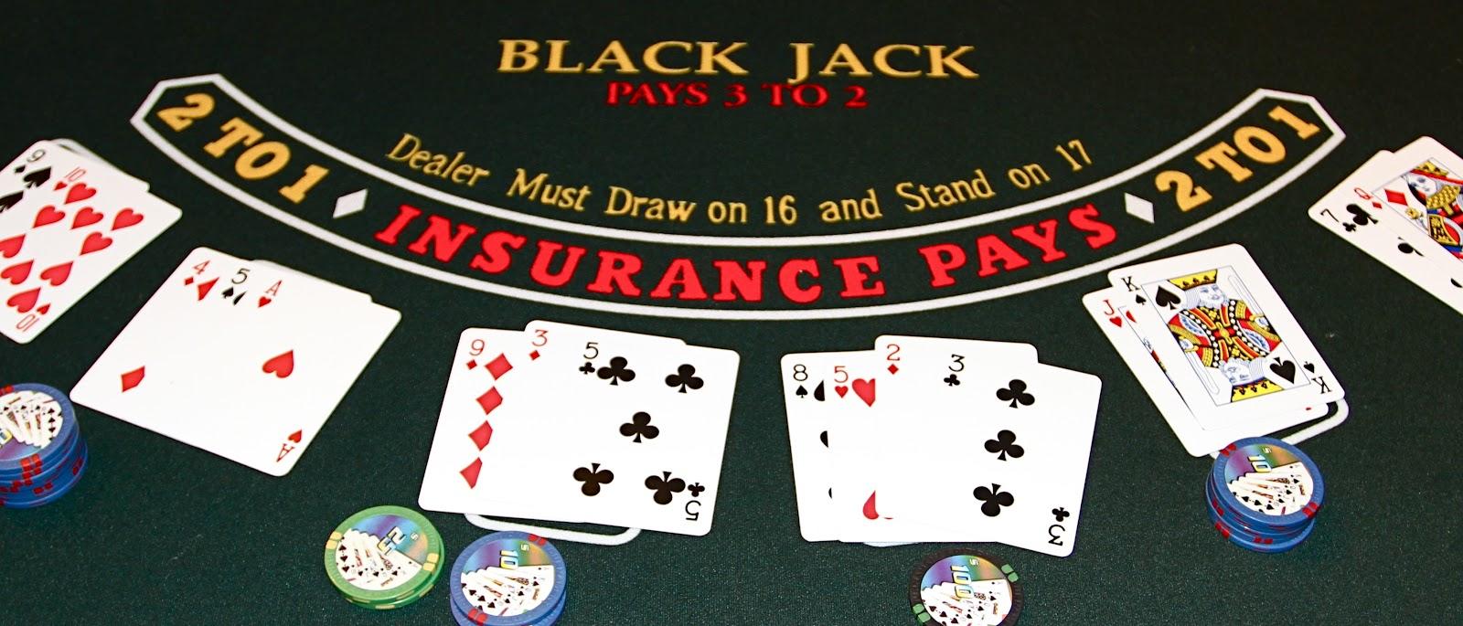 Blackjack : comment y jouer gratuitement ?